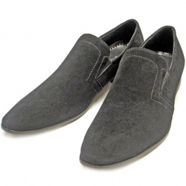 FI-3024 Black Suede Encore By Fiesso