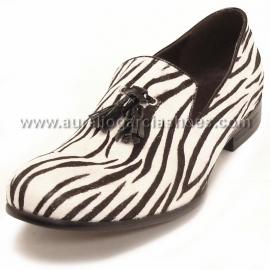 FI-6773 Black Zebra Fiesso By Aurelio Garcia