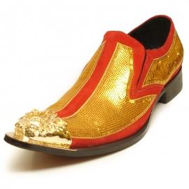FI-6983 Red Gold Metal Tip Fiesso by Aurelio Garcia