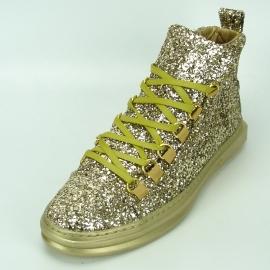FI-2174-2 Gold Glitter Encore by Fiesso